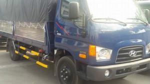 Giá xe tải Hyundai HD99, giá xe tải Hyundai 6,5 tấn - Hỗ trợ vay 100% giá trị xe