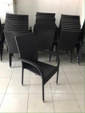 Ghế mây cafe thanh lý giá rẻ nhất