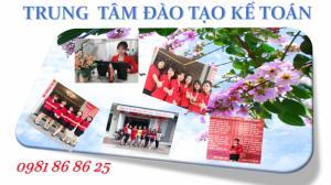 Học lớp kế toán tổng hợp tại Nha Trang