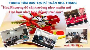 Bồi dưỡng lớp kế toán trưởng tại Nha Trang và...