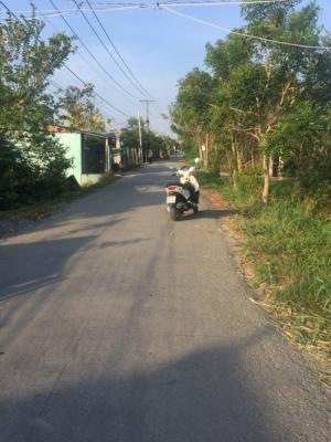 760 m2 mặt tiền đường Nguyễn Văn Thời, xã Quy Đức, Bình Chánh chỉ 1.6 tỷ