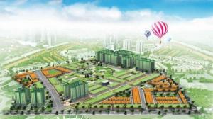 Nhà phố Khang Điền Bình Chánh 100m2,1trệt 2 lầu khu Nam Sài Gòn