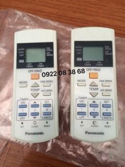 Remote máy lạnh Panasonic, Zin, mới 100%