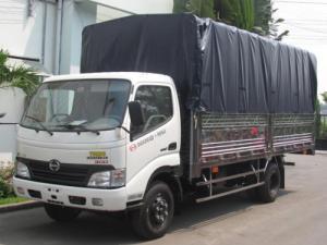 Hino XZU 720 3.5 tấn