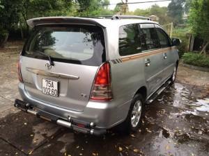 Toyota Innova 2.0 G chính chủ Huế