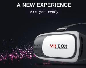Kính thực tế ảo VR Box thế hệ thứ 2