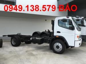 Bán xe tải FUSO FI12R 7t2_7t3 nhập khẩu thùng...