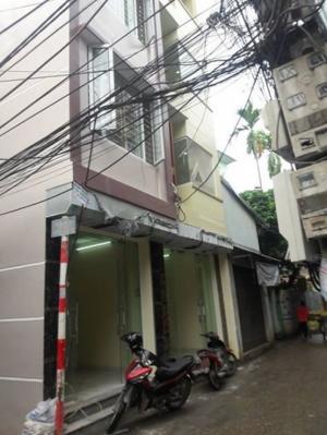 Bán nhà Phố Yên Phúc- Văn Quán, 46m2x4T, Lô...