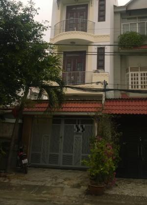Cho thuê nhà, đường nhựa 16m hẻm Lê Đức Thọ,...