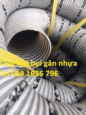 Ống hút bụi Gân nhựa Phi 25 giá tốt tại Hà nội