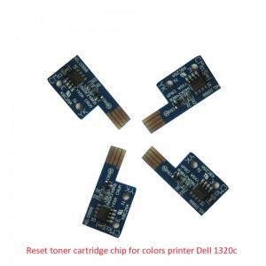 Toner chip reset color printer Dell 1320c