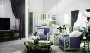 Thi công thiết kế nội thất