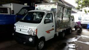 Xe tải Dongben 750kg thùng kín trả góp giá bán 40 triệu