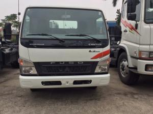 Xe tải Fuso Canter 6.5-3.5t giá tốt, có ưu...