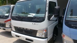 Xe tải Fuso Canter 6.5-3.5t giá tốt, có ưu đãi thêm, có xe giao ngay