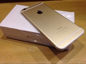 Cần bán iphone 6 Plus-128-Gold máy mới 100%