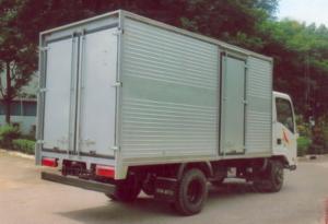 Xe tải Veam 2t4 thùng kín, Veam VT252-1 TK