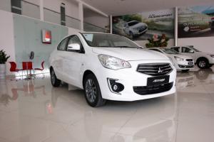 Mitsubishi Motors Đà Nẵng báo giá Attrage với nhiều chương trình ưu đãi