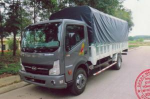 VT651 MB máy NISSAN thùng 5m1