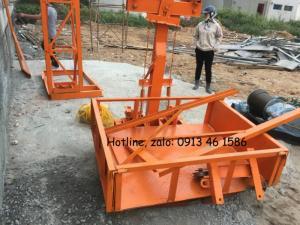 Vận thăng nâng hàng 500kg - 1000kg