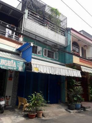 Bán nhà Nguyễn Mỹ Ca (gần chợ Hiệp Tân) -...