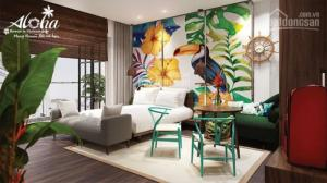 Chỉ 850 triệu sở hữu căn hộ nghỉ dưỡng mặt tiền biển