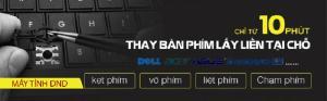 Sửa bàn phím tại nhà Hà Nội - phục vụ 24/7