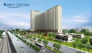 Căn hộ nội thất thông minh, đối diện trạm metro mặt tiền đường song hành Xa Lộ Hà Nội