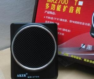 Thiết bị âm thanh trợ giảng Aker MR2700