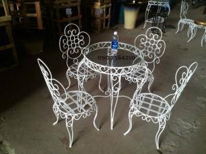 Bàn ghế sân vườn xuất khẩu sang trọng, đẹp