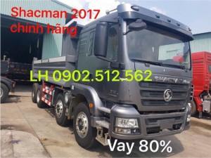 Bình chọn 2017 xe ben shacman là sản phẩm...