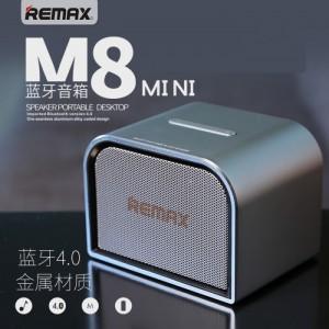 Loa bluetooth Mini Remax RB-M8, Tiếng Bass tròn trịa, không bị rè khi âm lượng cao nhất,Remax M8 - MSN181189
