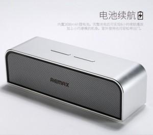 Loa Bluetooth Remax RB-M8 Bass Tròn, rất căng không bị rè phù hợp để giải trí tại gia, party ngoài trời, Remax M8 - MSN181190
