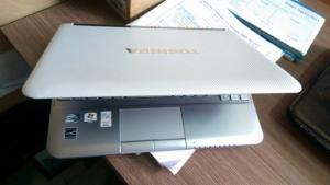 Toshiba NB305-N440 White