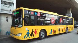 Bán Xe khách Daewoo Bus BC312MB, 71 chỗ đầy...