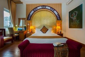 Khách sạn giá rẻ gần đường Giải Phóng Hà Nội