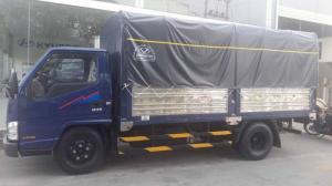 Xe tải hyundai IZ49 2,5 tấn - xe tải vào...