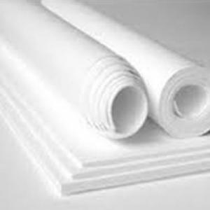 nhựa TEFLON dạng cuộn màu trắng