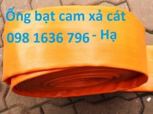 Ống bạt PVC Ống bạt tải nước tại Hà nội giá tốt nhất