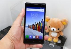 Điện thoại Cloud String Intex 4G, Vân Tay, 2 sim, 2GB Ram/5 inch - MSN181191