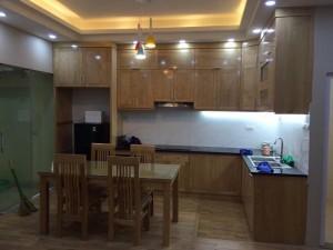 Tủ bếp, tủ áo gỗ tần bì