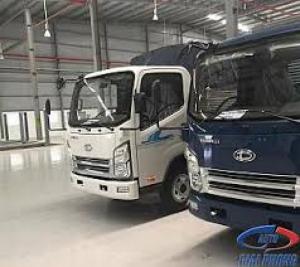Xe tải động cơ Hyundai 2,3t đời 2017