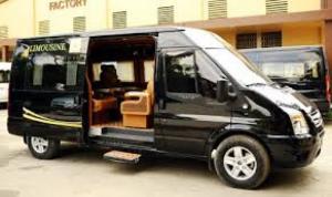 Transit Limousine 10 ghế cao cấp- Bảo hành...