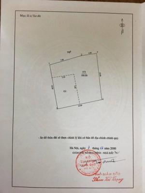 Dân đầu tư đâu 8 tỷ 100m2 Nguyễn Khang lô góc...