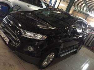 Bán Ford Escosport sx 2014 màu đen
