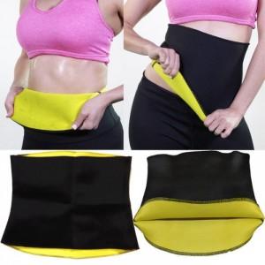 Giảm Mỡ Bụng Hiệu Quả Đai Nóng, Nịt Bụng HOT SHAPER công nghệ nén cao an toàn cho sức khỏe - MSN1830397
