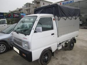 Bán xe Suzuki carry Truck thùng lửng 5 tạ...