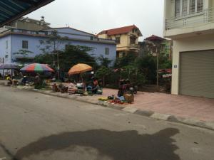 Cần bán đất 2 mặt đường Trại lẻ Kênh dương Lê Chân Hải Phòng