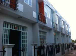 Cần bán nhà mới xây 4x9m 2 phòng ngủ 2wc đường quốc lộ 50