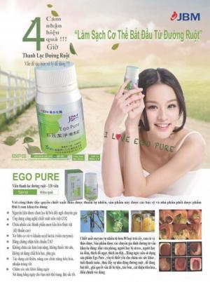 Ego pure Hết Lo Táo Bón